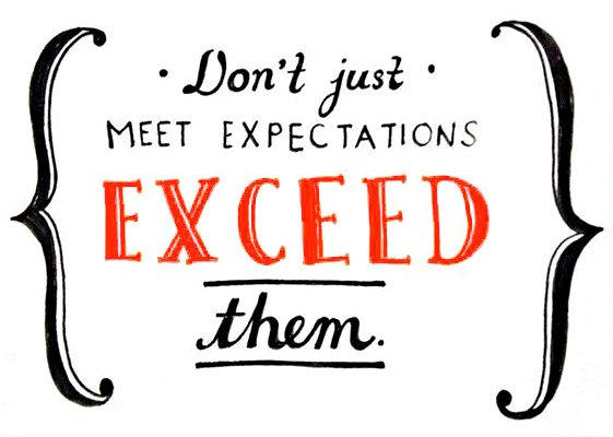 Have You Reset Your Expectations?